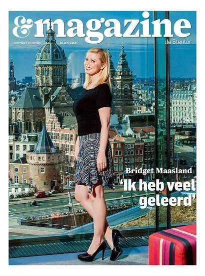 Nederland  magazine april 2016 cover