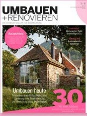 Zwitserland umbauen renovieren april 2016 cover