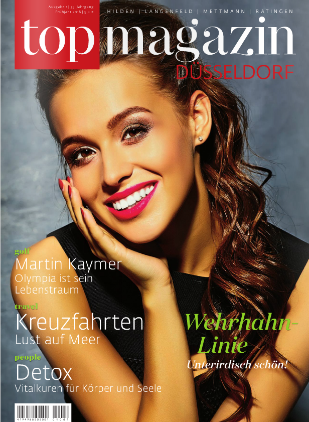Duitsland topmagazin april 2016 cover