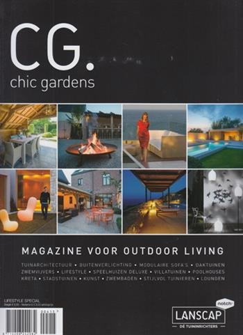 Belgie chicgardens april 2016 cover
