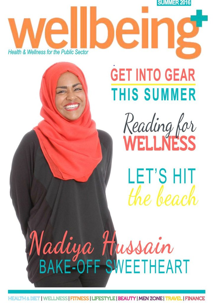 Uk wellbeingplusmag juli 2016 cover