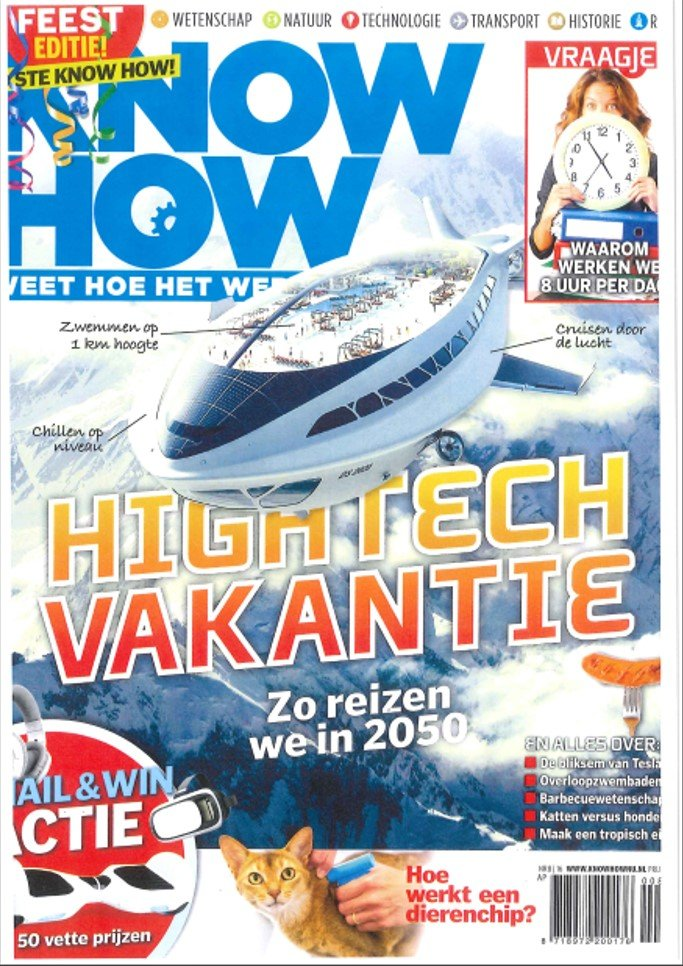 Nl knowhow august 2016 cover