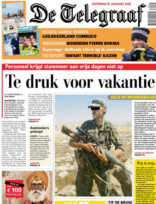 Jan22 detelegraaf thumb
