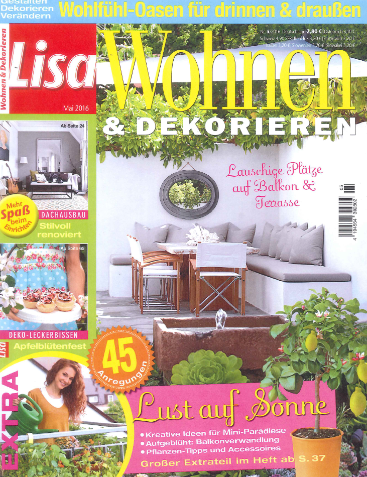 Duitsland lisawohnen cover april 2016
