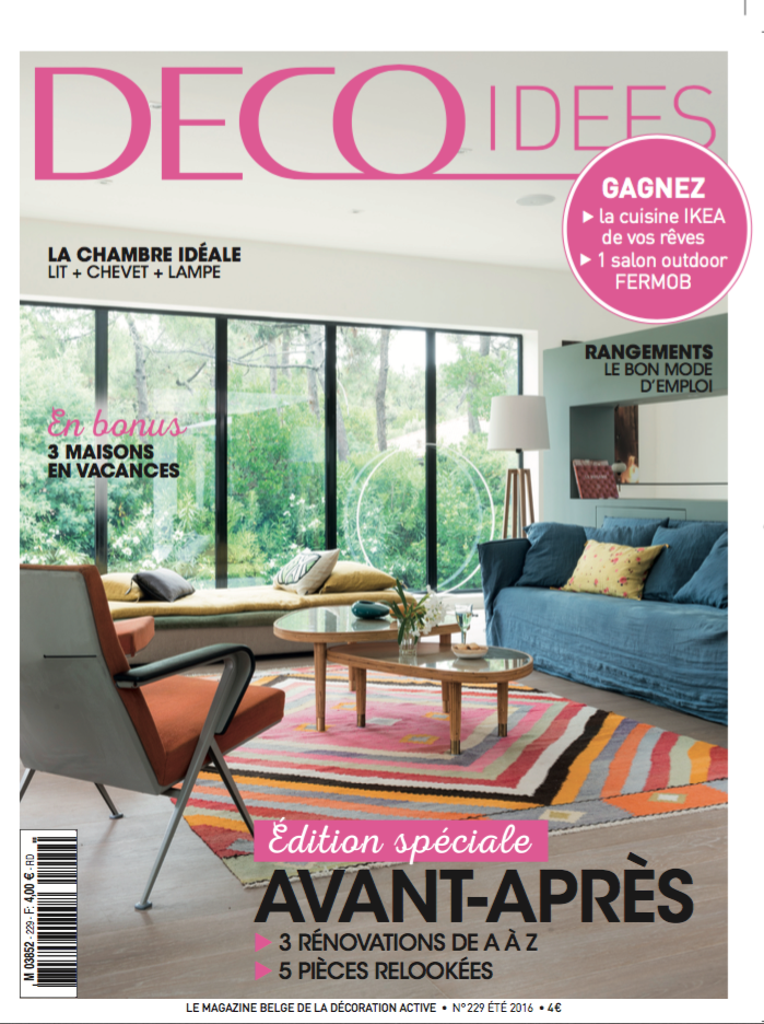 Be decoidees lamzac juni 2016 cover