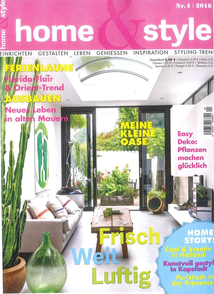 Duitsland home style juli 2016 cover