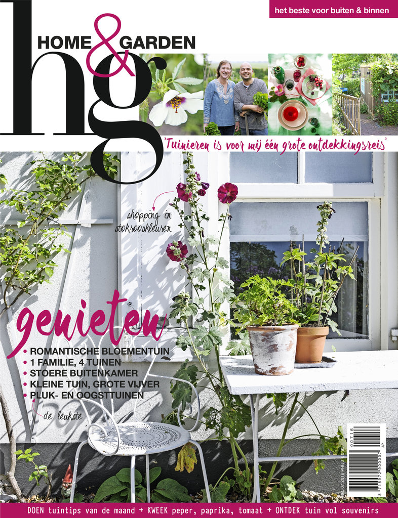 Nl home garden august 2016 cover