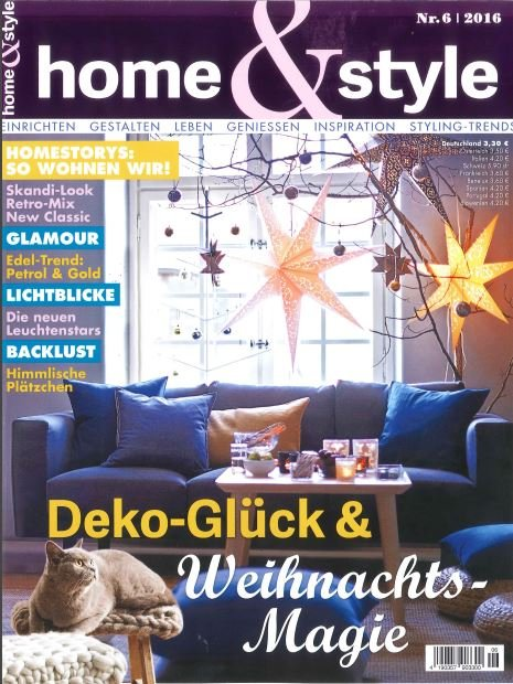 Du homeandstyle 6 2016 cover