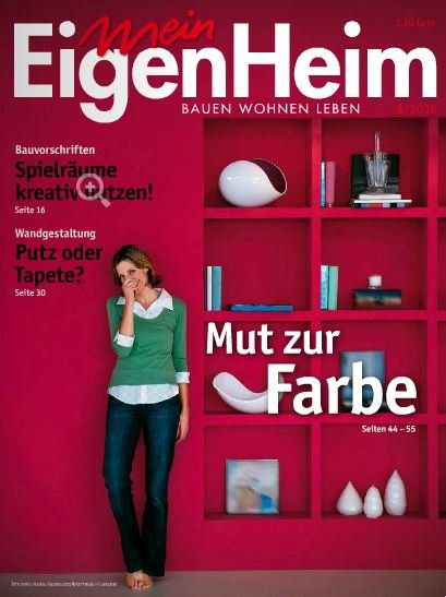 De eigenheim november 2016 cover