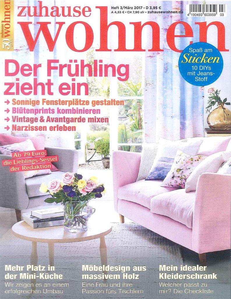 Zuhause Wohnen Zeitschrift media fatboy